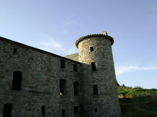 Le chateau de Craux