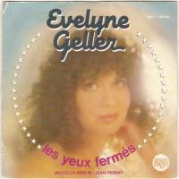 Les yeux Fermés, par Evelyne Geller