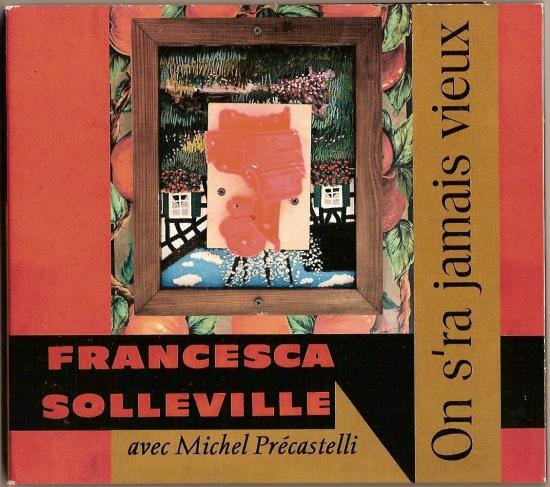 A chaque rendez vous, Francesca Solleville
