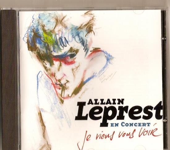 J'ai Peur, par Allain LEPREST,