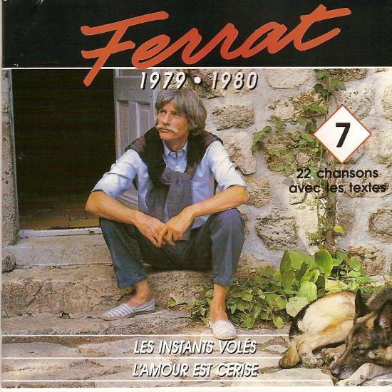 L'amour est cerise - TEMEY - Bandes originales de 1979  et 1980