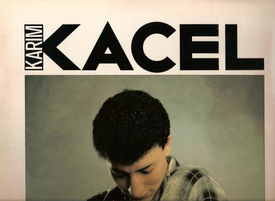 """""""J'ai peur"""", Karim KACEL, 1986"""