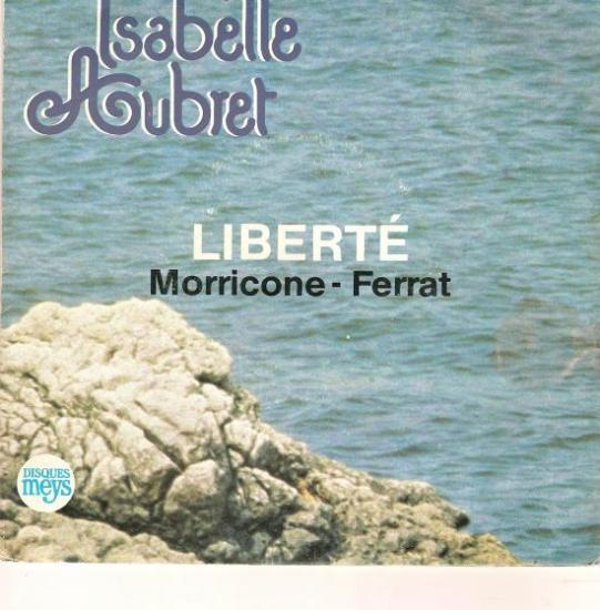 Liberté, par isabelle AUbret