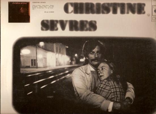 verso de ce disque CBS sorti en 1970