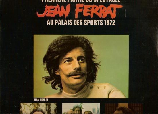 """Ferrat chante """"Prière du Vieux Paris"""" 1972"""