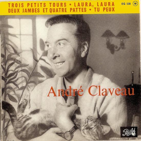 Laura, Laura par ANDRE CLAVEAU