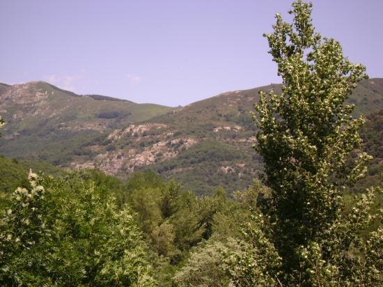 la montagne ardèchoise