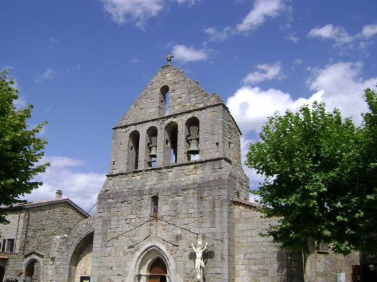 L'église de AILHON