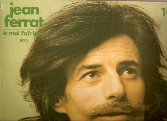 A moi l'Afrique, 1972, disque n° 10 de cette série Barclay