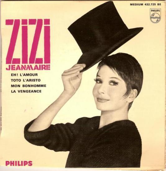 Mon bonhomme par Zizi Jeanmaire