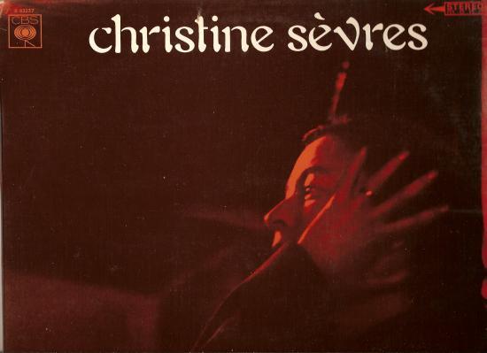 """Salut ché"", ""tu es venu"", Christine sèvres, 1968"