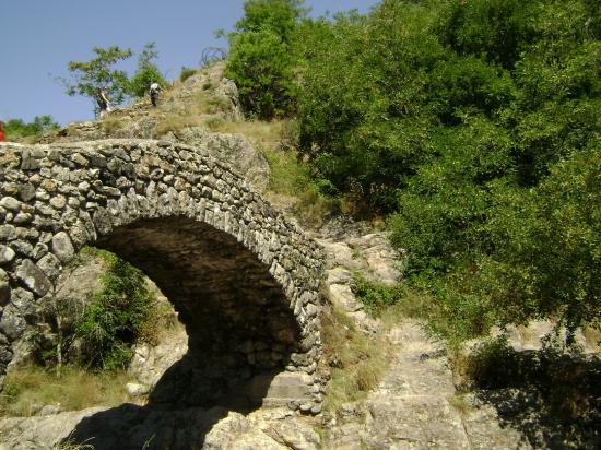 Vieux pont à JAUJAC