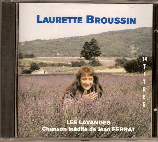 Les Lavandes par Laurette BROUSSIN