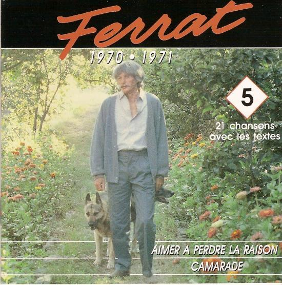 AIMER A PERDRE LA RAISON - TEMEY - enregistrements de 1980