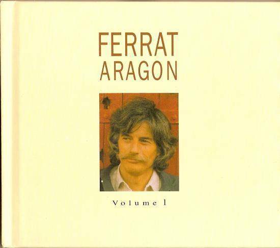 FERRAT chante ARAGON volume 1