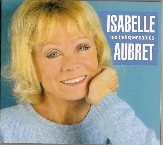 Liberté ; Les amants de Vérone, Isabelle AUBRET , CD de 2006