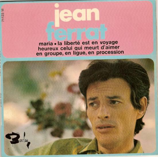 Maria 1966 pochette courante