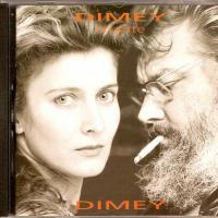 Paris par coeur, par Dominique DIMEY, CD de 1993
