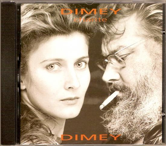 Paris par coeur, par Dominique DIMEY, CD de 1993