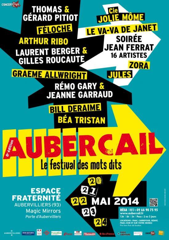 Affiche auberc 2014