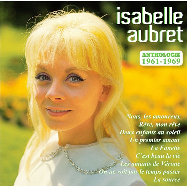 Anthologie 1961 1969 isabelle aubret