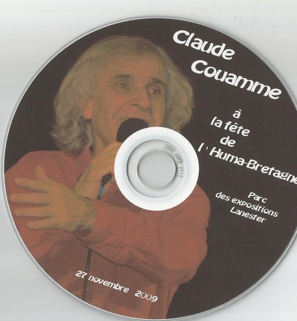 Claude couamme 2009