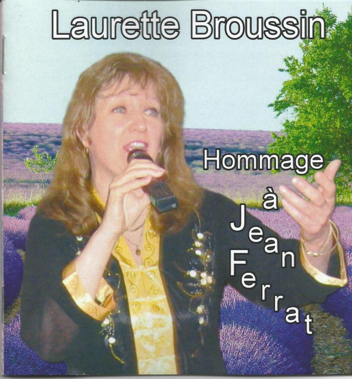 Laurette broussin chante ferrrat 1